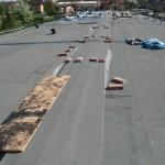 Hala produkcyjna częstochowa termomodernizacja dachu