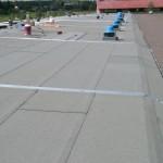 Termomodernizacja dachu ul.Srebrna
